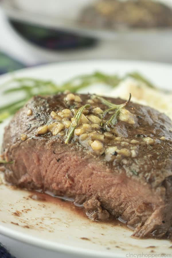 Best Filet Mignon seared to perfection