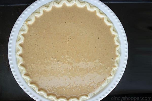 Libbys pie ready to bake