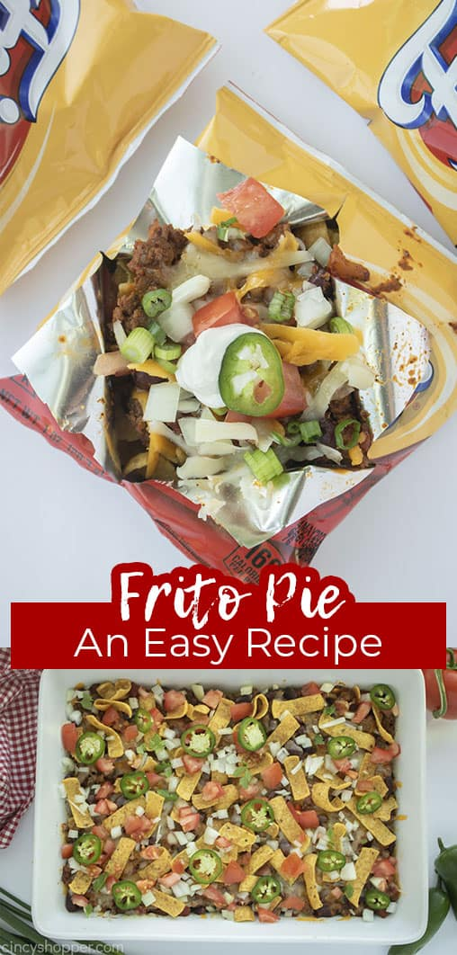 Long Pin Collage Frito Pie An Easy Recipe