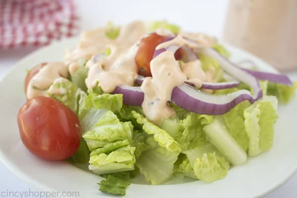 From Scratch Thousand Island Dressing