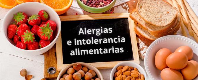 Alergias e intolerancia alimentaria