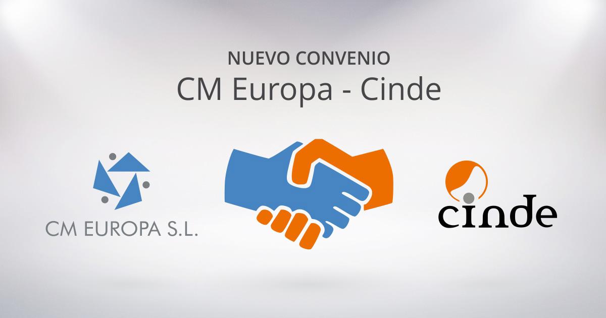 Convenio CM Europa