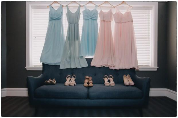 bespoke bridal suite