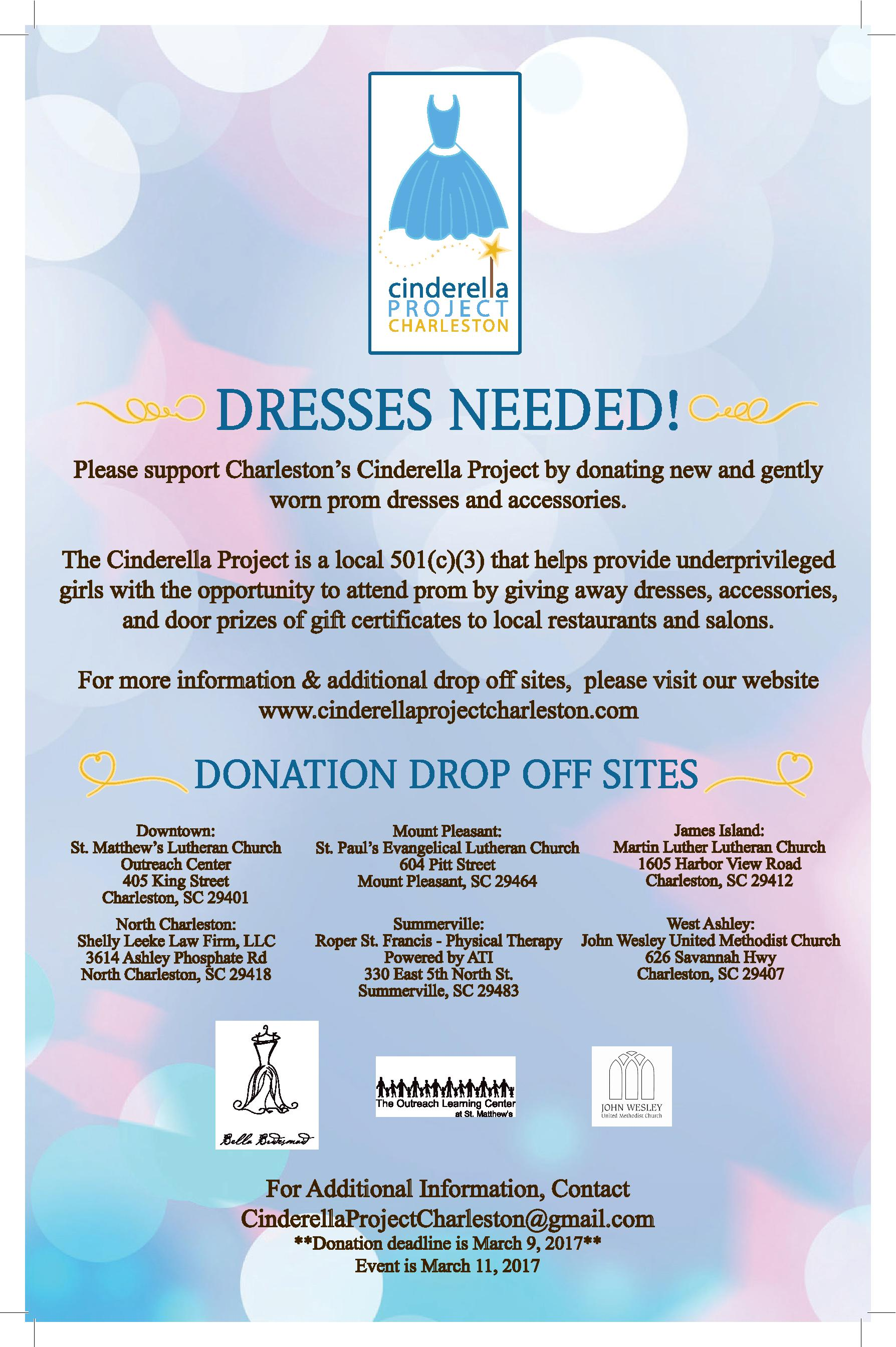 Columbia sc prom dress donation - Dressed for less