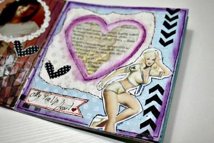 Álbum Pin Up Cinderella - 19
