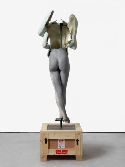 """All About Love """"Eternal"""" 2016–17 Courtesy and © Marc Quinn Studio"""