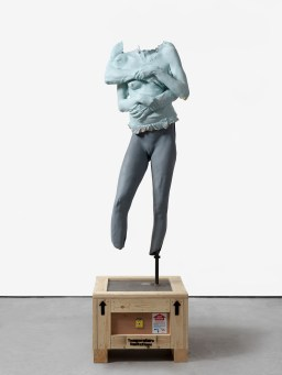 """All About Love """"Shake"""" 2016–17 Courtesy and © Marc Quinn Studio"""