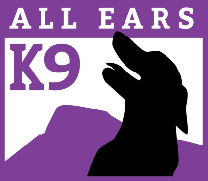 All Ears K9 Logo