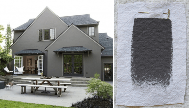 Gray Paint Choices For Exterior Of House Raven Style