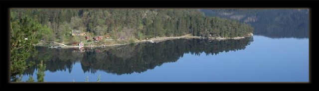 April 27, 2014 - Lysøen reflections