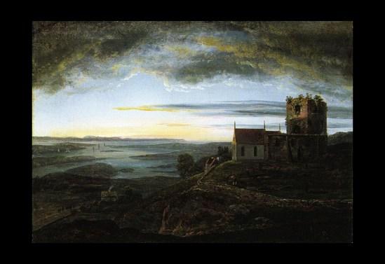 Johan Christian Dahl - Avaldsnes