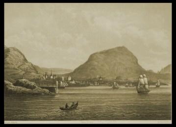 Bergen by Johan Christian Dahl