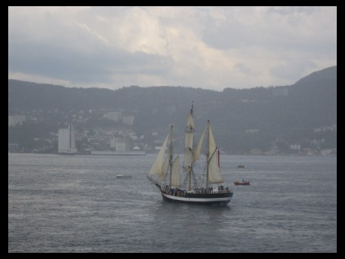 "July 27, 2014 - Tall Ships ""Parade of Sails"""