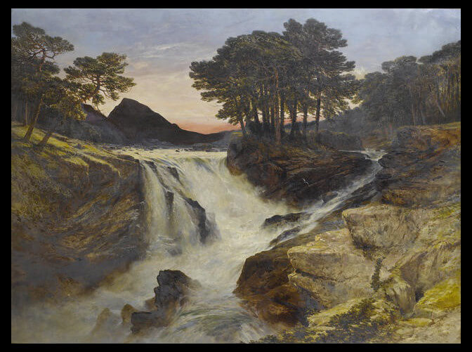 William West - waterfalls