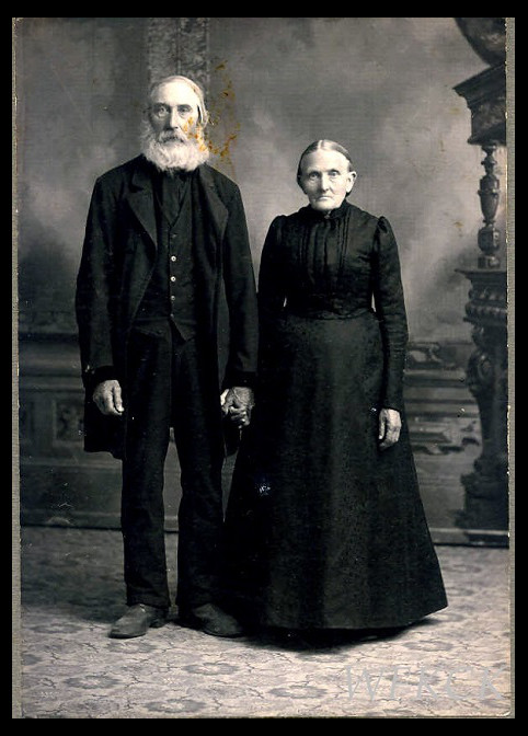 Wilhelm and Thora in America