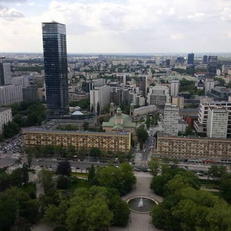 Deux jours pour visiter Varsovie