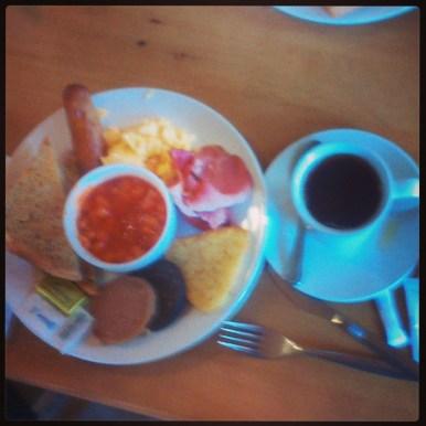 Mon premier Irish Breakfast