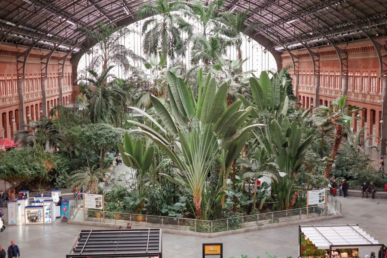 Gare Atocha