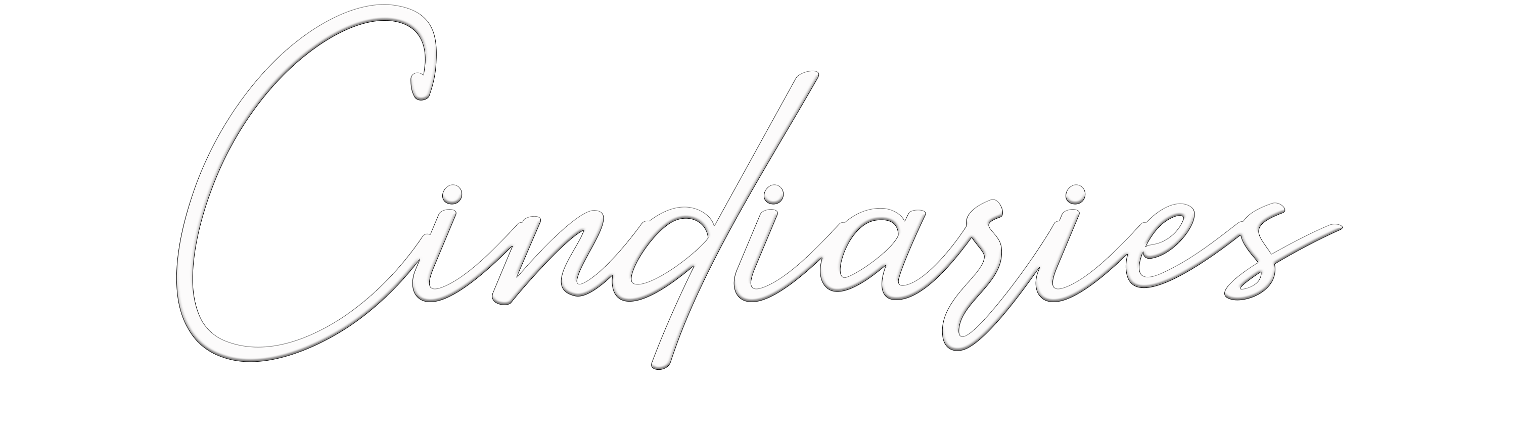 Cindiaries