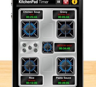 KitchenPad Timer