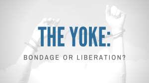 The Yoke: Bondage or Liberation?