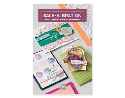 Brochure Sale-A-Bration deuxième partie