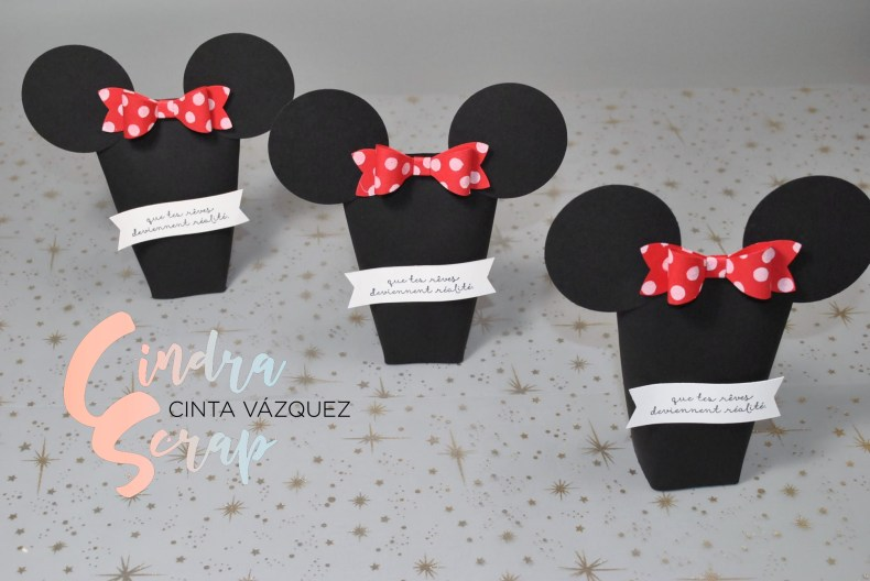 BALLOTINS GOURMANDS MINNIE