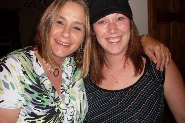 me and cristina