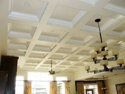 COFFERED CEILING 76
