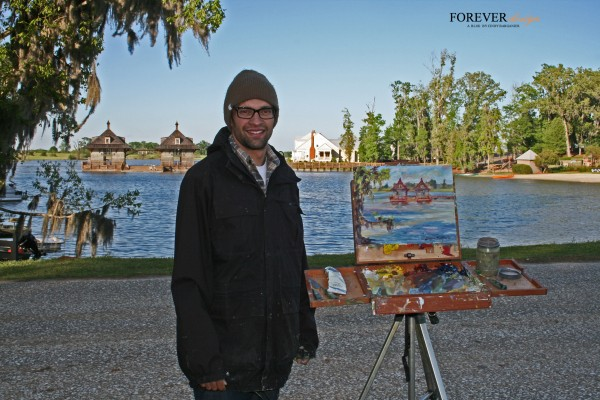 james sampsel paints in Alabama