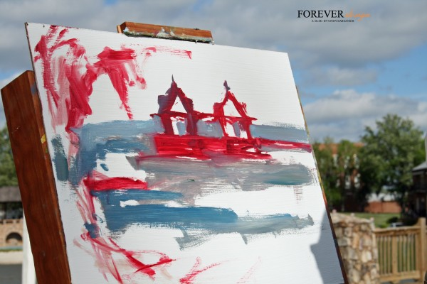 barganier paints plein ait