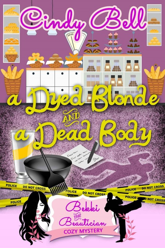 A Dyed Blonde and a Dead Body