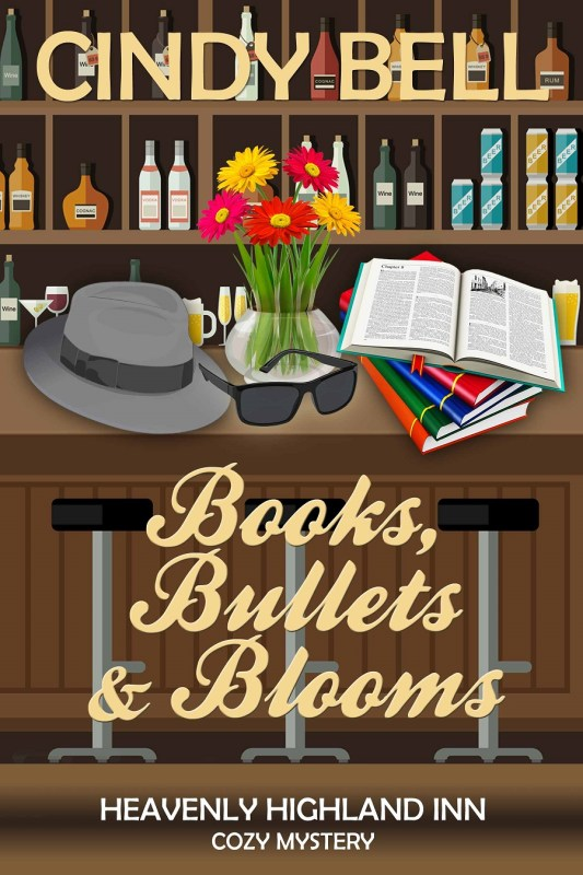 Books, Bullets and Blooms