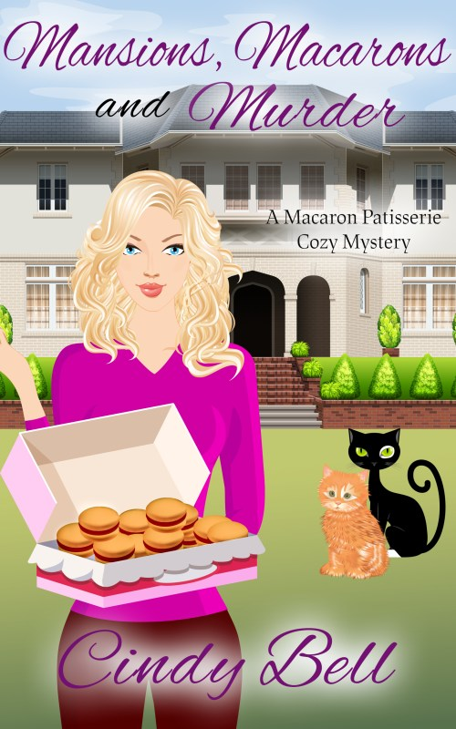 Mansions, Macarons and Murder