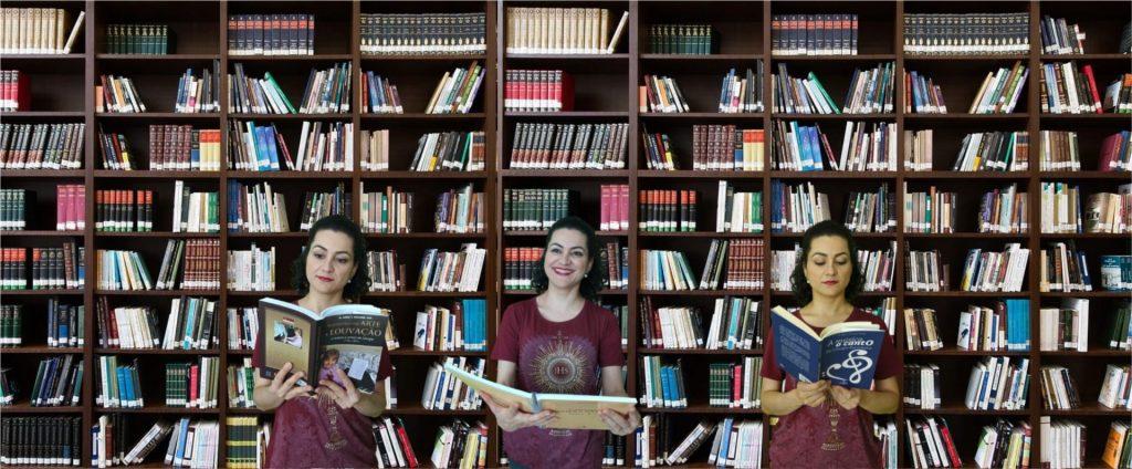 Seja Bem Vindo a Biblioteca da Cindy 3