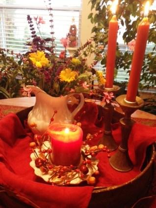 Fall arrangement boquet