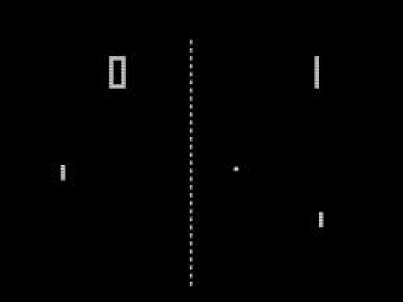 minecraft pong video game