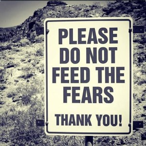 National Face Your Fears Day