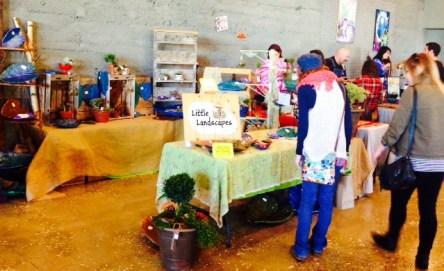 hip homemade market fall mini gardens