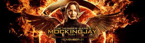 Mockingjay Part 1 Banner