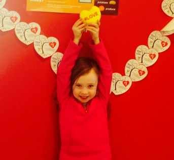Pay with Love Aubrey contributes to Ronald McDonald House
