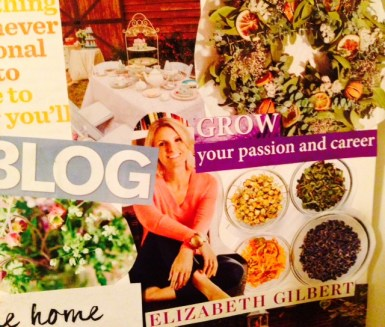 vision board 2015 grow your passion