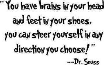 dr seuss any direction you choose
