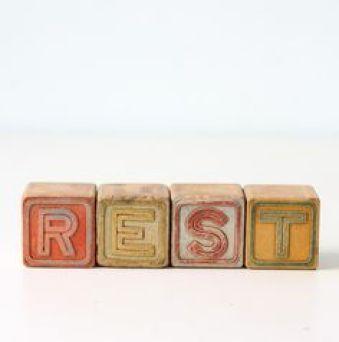 gift of rest blocks