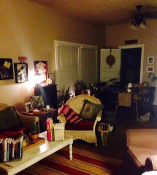 bread crumb trail living room redo
