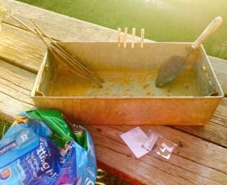 seeds metal box