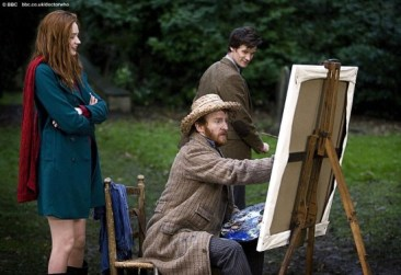 vincent and the doctor painting