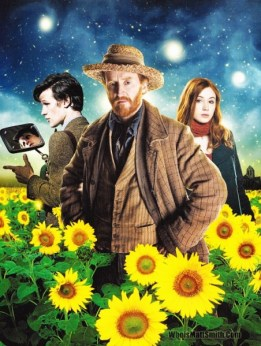 vincent and the doctor poster