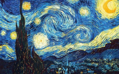 vincent and the doctor starry night