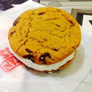 Adriel birthday cookie